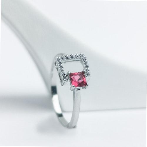 Baroness Pleasure One Size Äkta Silver ring 925 - SWEVALI