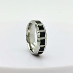 Mystery Stainless Steel Ring - SWEVALI