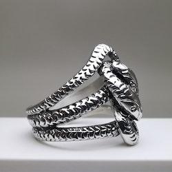 Trust Stainless Steel Ring - SWEVALI