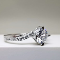 Soul Symmetry Silver Ring 925 - SWEVALI