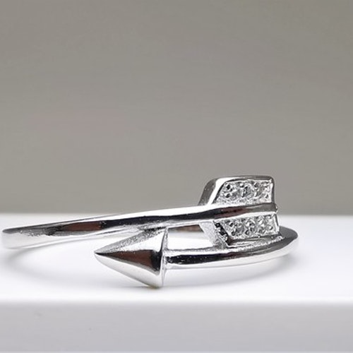 Target Silver Ring 925 - SWEVALI