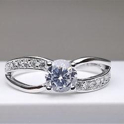 Soul Symmetry Infinity Silver Ring 925 - SWEVALI
