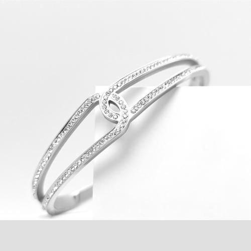 Moments With Diamonds Silver Edition Armband - SWEVALI