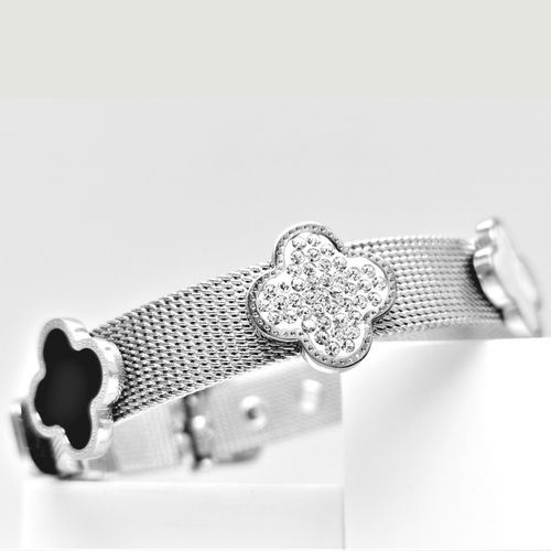Clover Elegance Armband