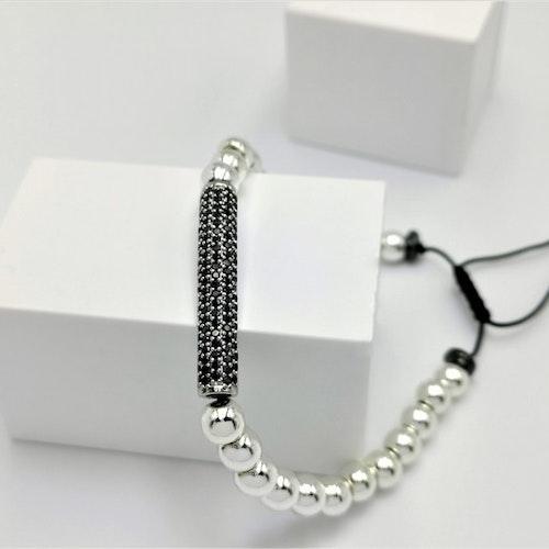 Long Charm pearl Pärlarmband - SWEVALI