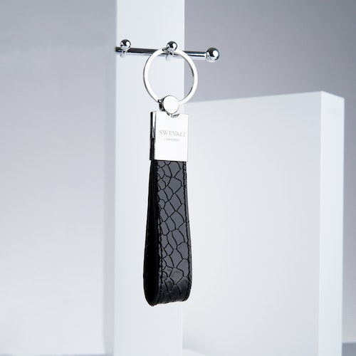 """Leather Key Holder """"Sneaky Lyx Trace"""" The Key - SWEVALI"""