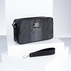 """Business Class Leather Bags Set """"Sneaky Lyx Trace"""" - SWEVALI"""