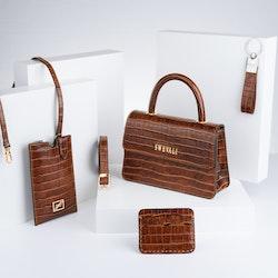 "Lady Leather Bags Set ""Coco Sahara"" - SWEVALI"