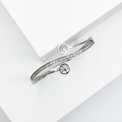 Tree of life harmony Silver Edition Armband - SWEVALI