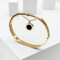Era Elegance Solo Rose Gold Edition Armband with Chain - SWEVALI