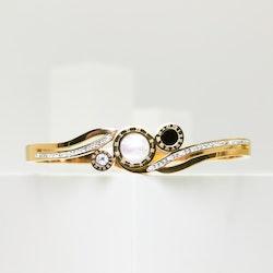 Era Elegance Time Line Rose Gold Edition Armband - SWEVALI
