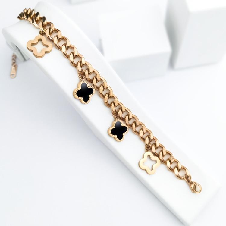 Glover La vie bild 3, otroligt fin dam armband. Snygg, modern och elegant smycke.