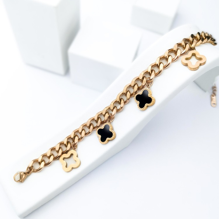 Glover La vie bild 1, otroligt fin dam armband. Snygg, modern och elegant smycke.