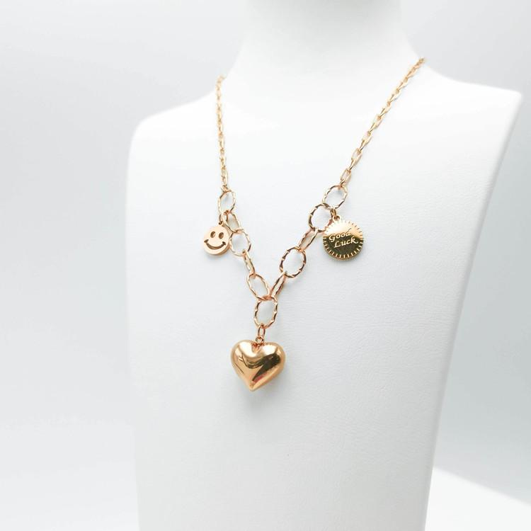 Full of life bild 4 Dam halsband. Modern, stilren och exklusive Smycke.