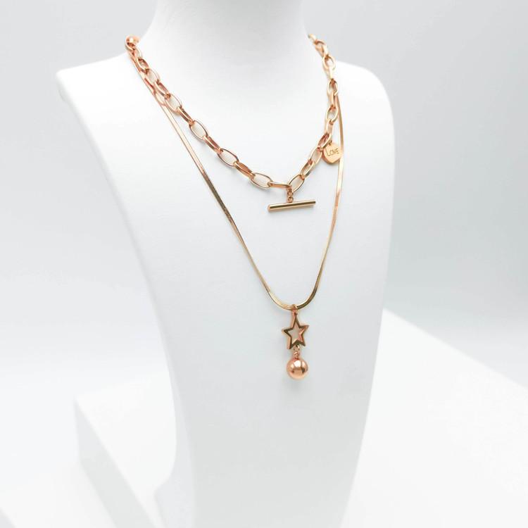 Full Of Love bild 3 Dam halsband. Modern, stilren och exklusive Smycke.