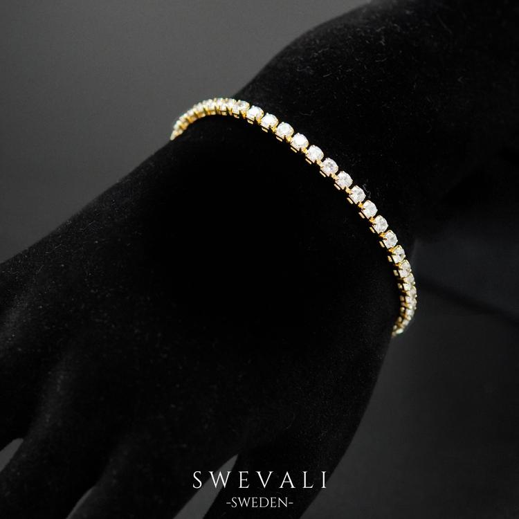 Diamond Flux Gold Edition Armband - SWEVALI