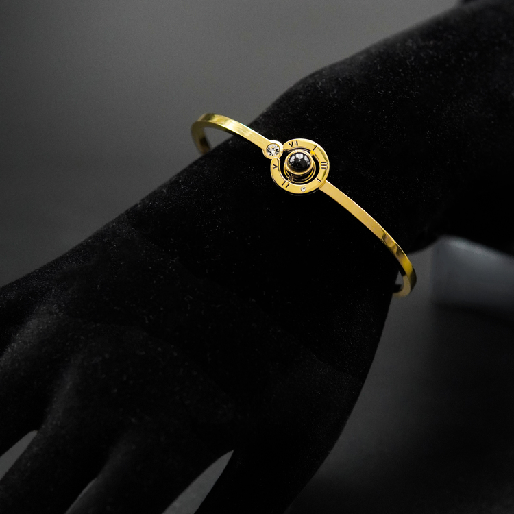 Worldwide Love Special Gold Edition Armband - SWEVALI