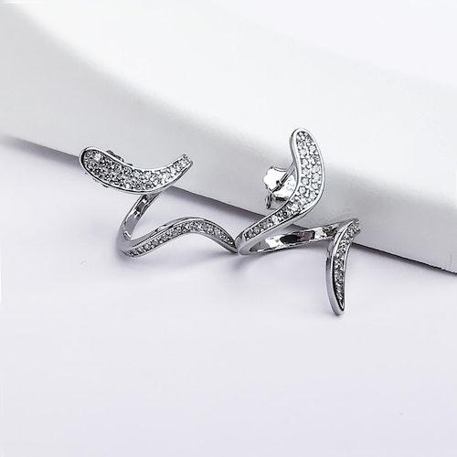 Sillage Silver Örhänge 925 - SWEVALI