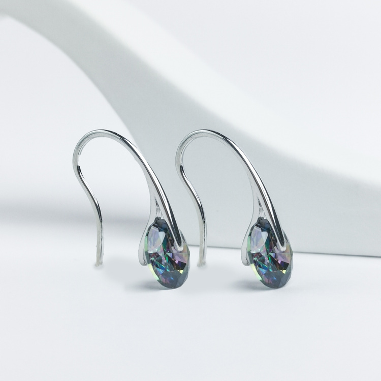 1 - Heel Wheel Party Edition Silver Örhänge 925 Modern and trendy earings and women jewelry and accessories