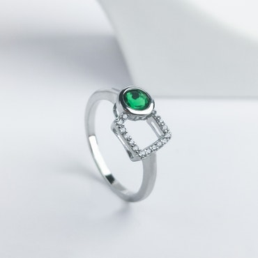 Baroness Mood Äkta Silver Ring 925 - SWEVALI