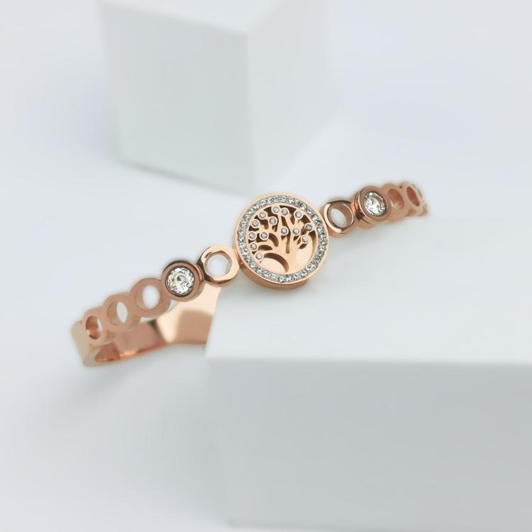 Tree Of Life Rose Edition Armband - SWEVALI
