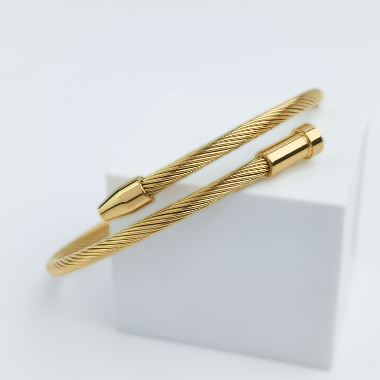 Decision Gold Edition Armband - SWEVALI