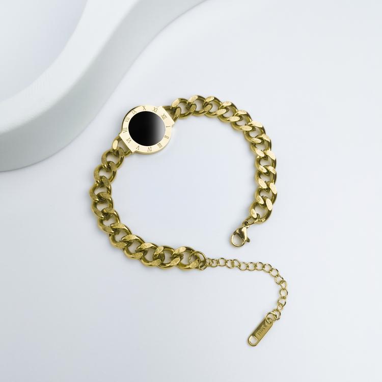Era Elegance Woman Confidence Gold Edition Armband - SWEVALI