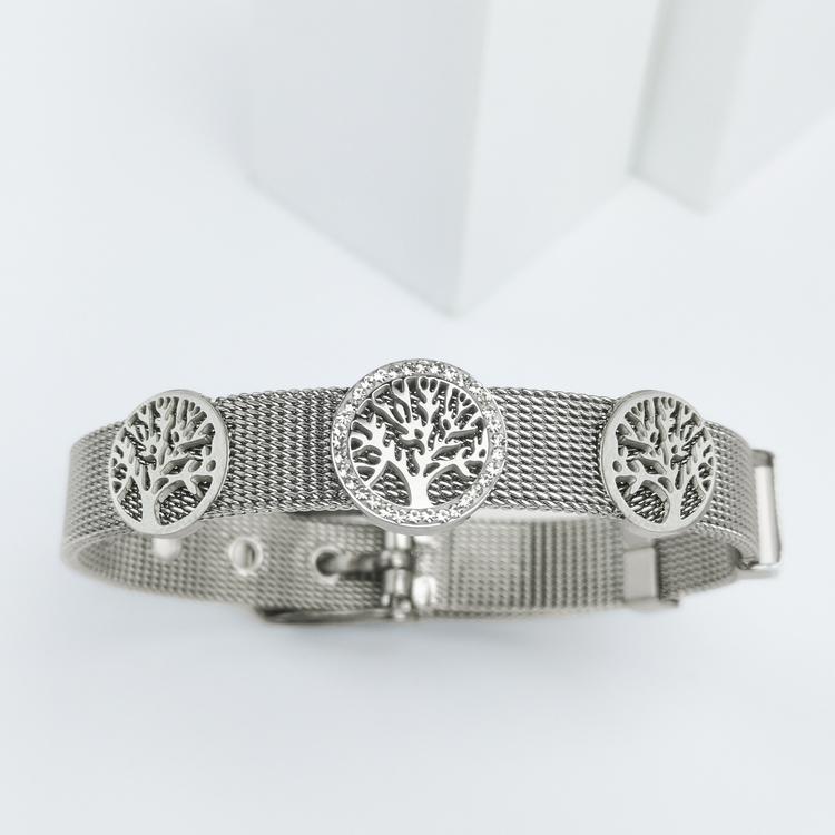 Tree Of Life Elegance Silver Edition - SWEVALI