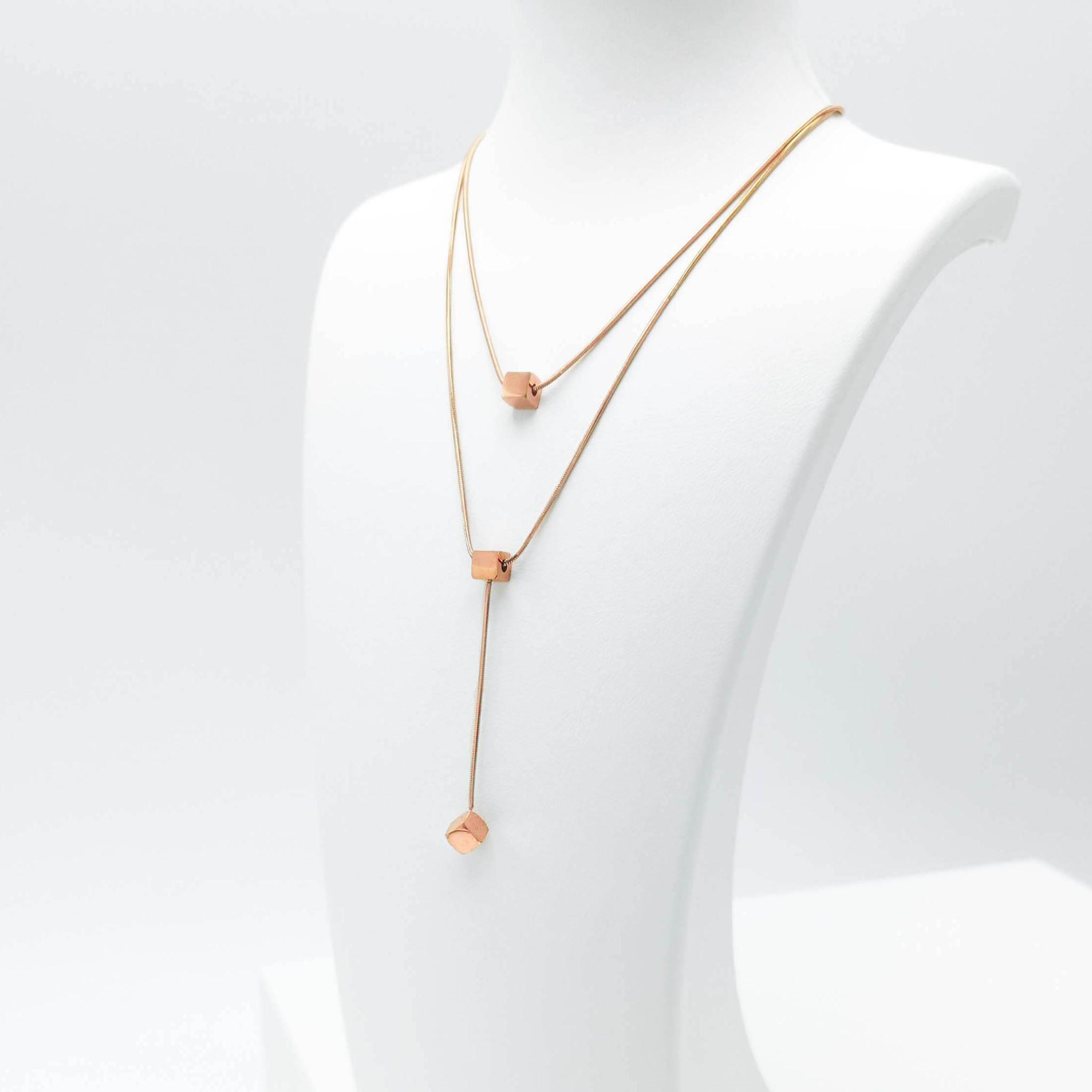 2 Charisma Luck Orbits Dam halsband. Modern, stilren och exklusive Smycke.