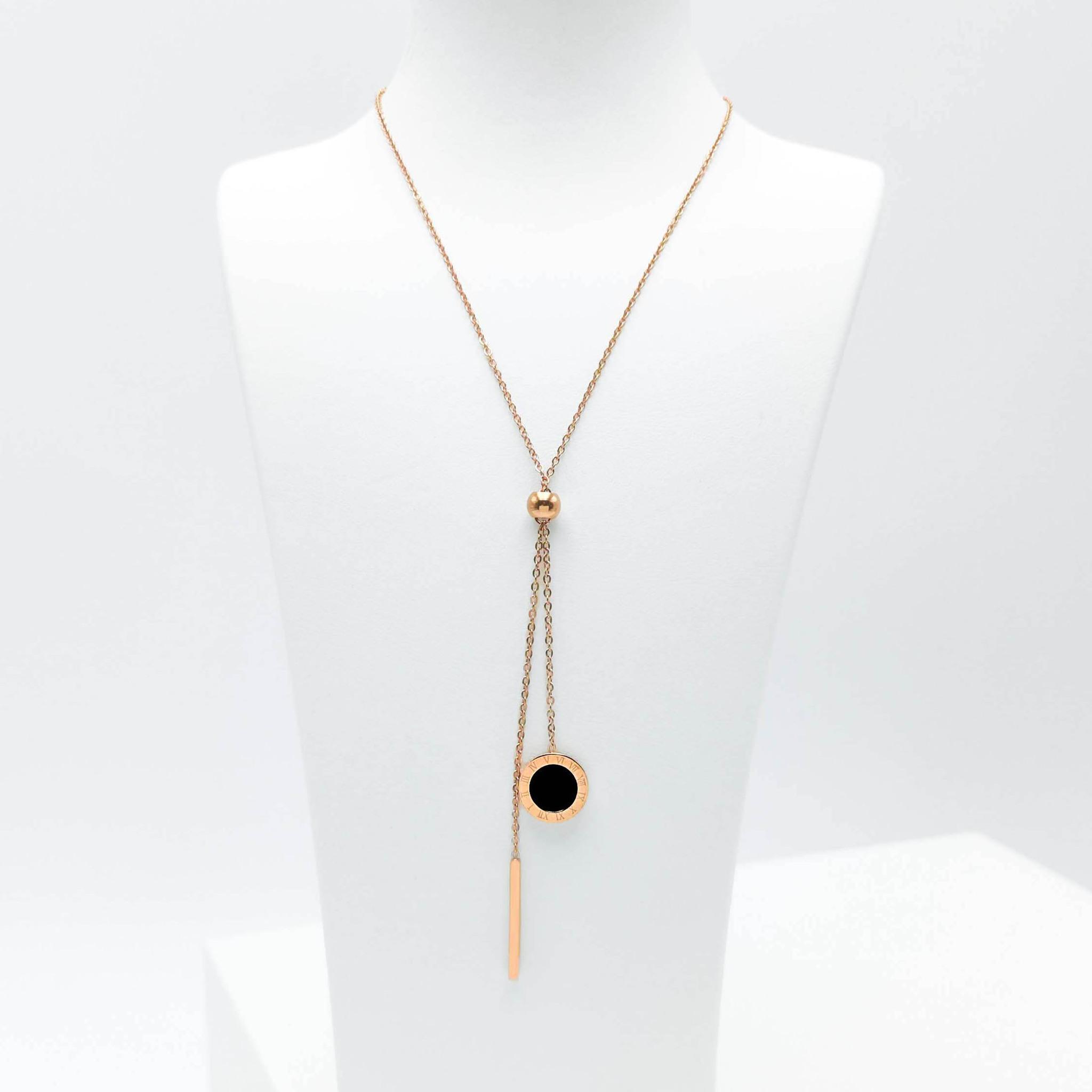 Era Elegance Grace Brace bild 1 Dam halsband. Modern, stilren och exklusive Smycke.