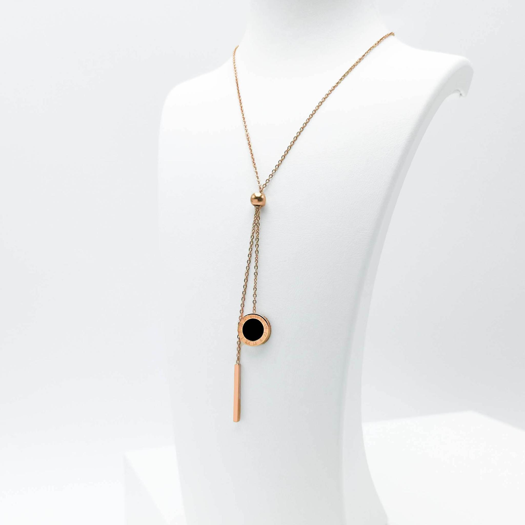 Era Elegance Grace Brace bild 2 Dam halsband. Modern, stilren och exklusive Smycke.