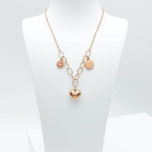 Full of Life Rose Gold Edition Halsband - SWEVALI