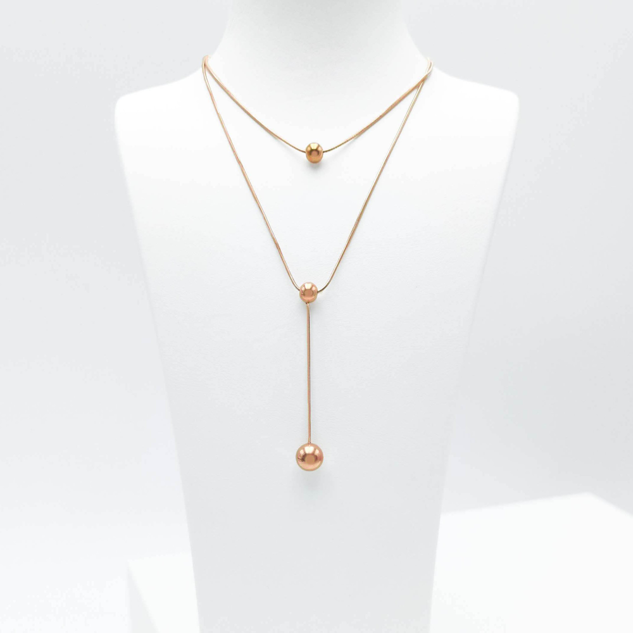 1- Prestige Beauty Orbits Halsband Modern and trendy Necklace and women jewelry and accessories from SWEVALI fashion Sweden