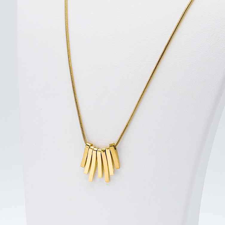 4- Fashionista Dance Edition Halsband Modern and trendy Necklace and women jewelry and accessories from SWEVALI fashion Sweden
