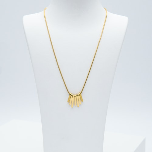 Fashionista Dance Gold Edition Halsband - SWEVALI