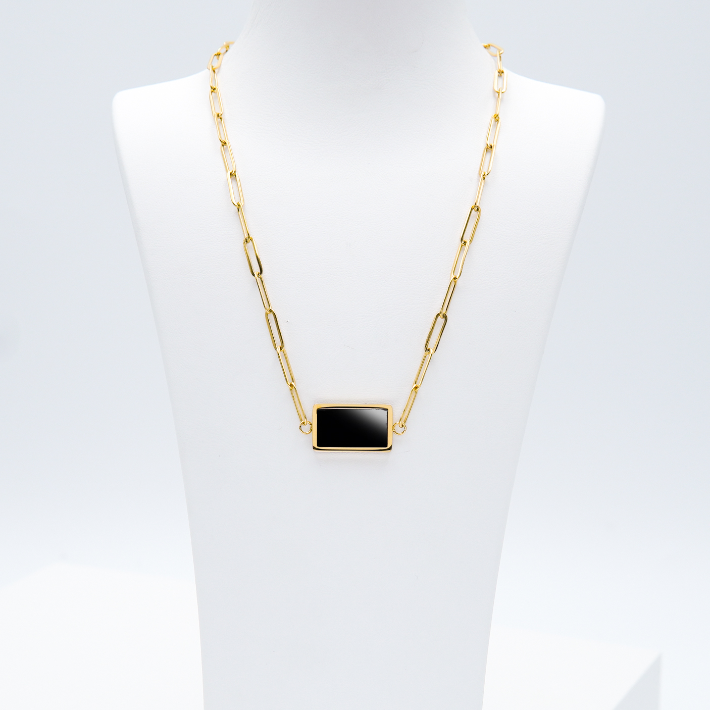 2- Gold in night Gold Edition Halsband Modern and trendy Necklace and women jewelry and accessories from SWEVALI fashion Sweden