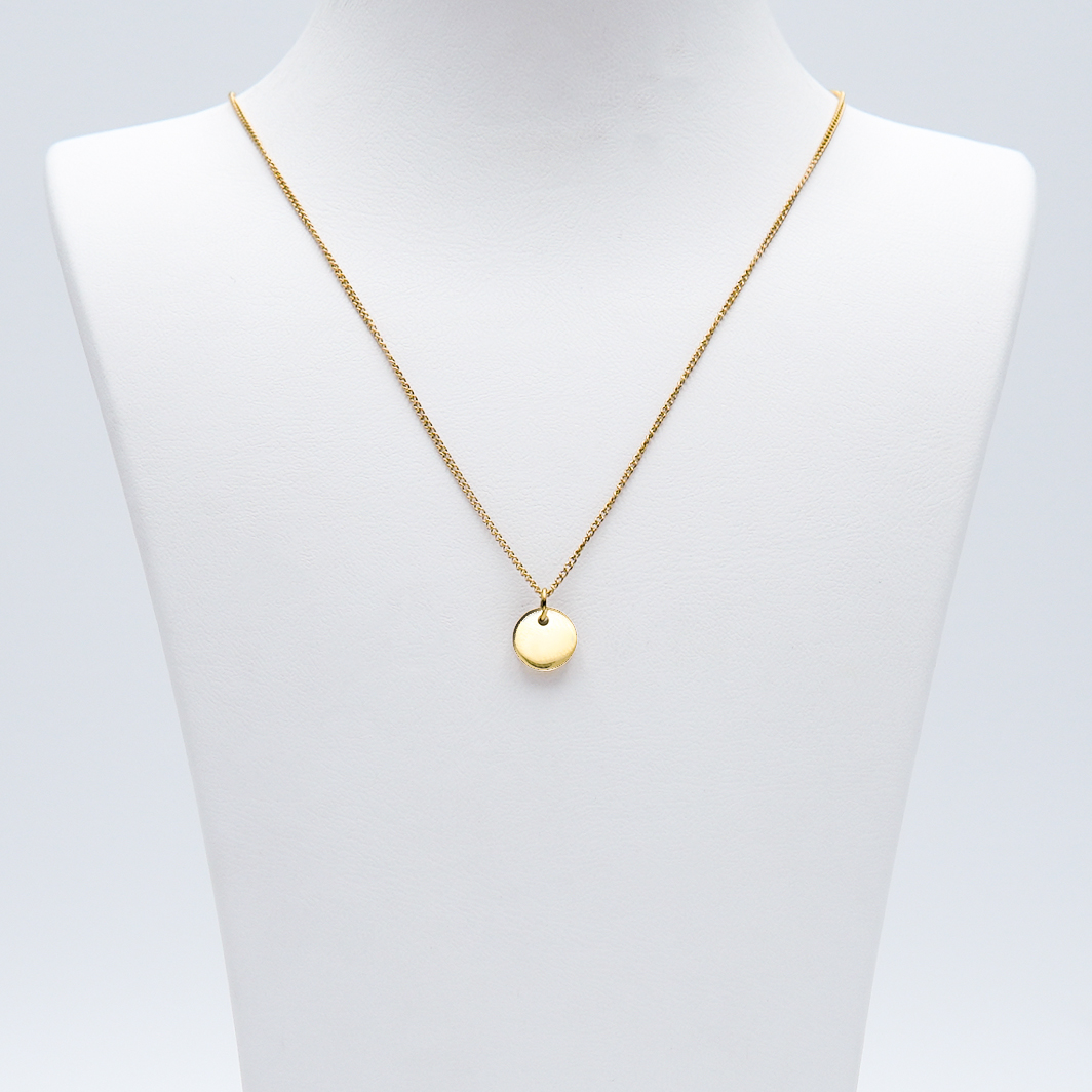 4- Just For You Gold Edition Halsband Modern and trendy Necklace and women jewelry and accessories from SWEVALI fashion Sweden