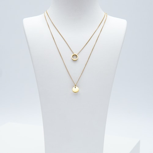 Just For You Gold Edition Halsband - SWEVALI