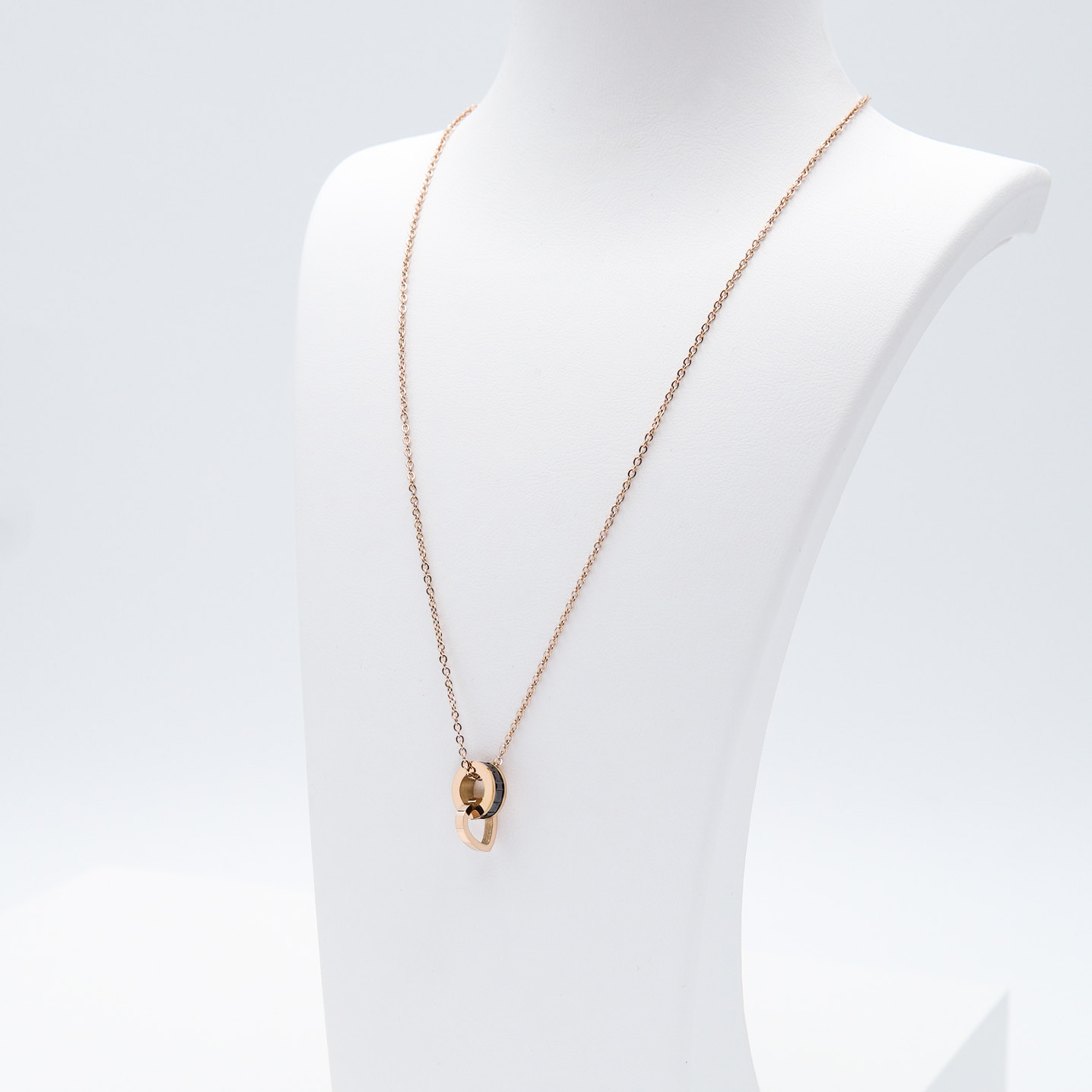 4- Night Memories Rose Edition Halsband Modern and trendy Necklace and women jewelry and accessories from SWEVALI fashion Sweden