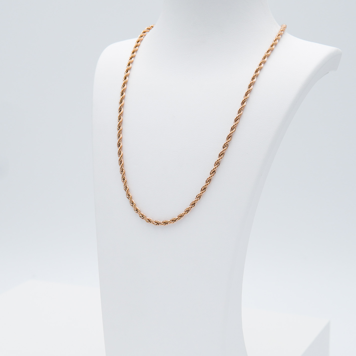1- Stronger Together Necklace Rose Edition Halsband Modern and trendy Necklace and women jewelry and accessories from SWEVALI fashion Sweden