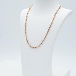 Stronger Together Necklace Rose Gold Edition Halsband - SWEVALI