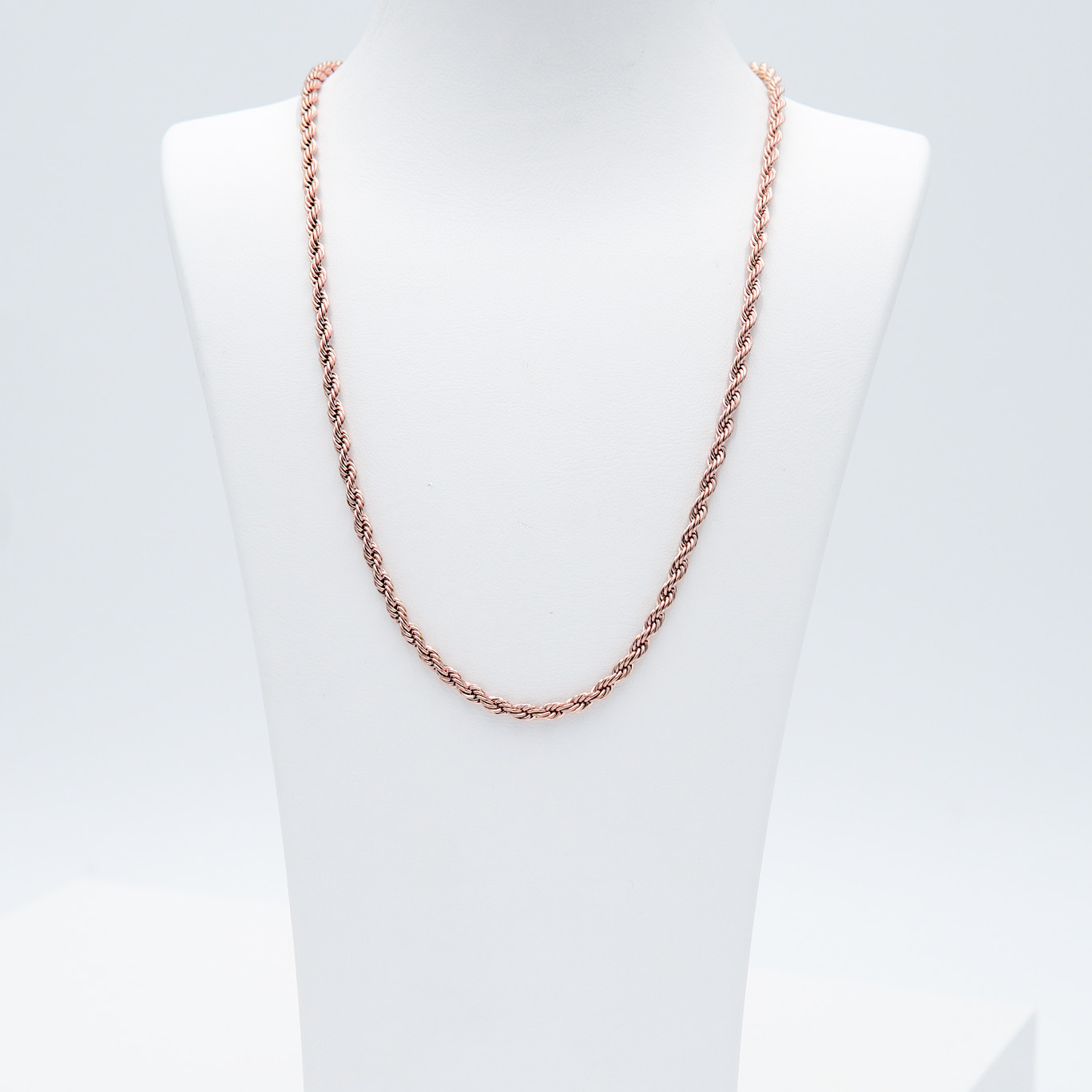 2- Stronger Together Necklace Rose Edition Halsband Modern and trendy Necklace and women jewelry and accessories from SWEVALI fashion Sweden