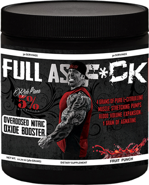 Rich Piana 5% Nutrition FULL AS F*CK 0,360kg