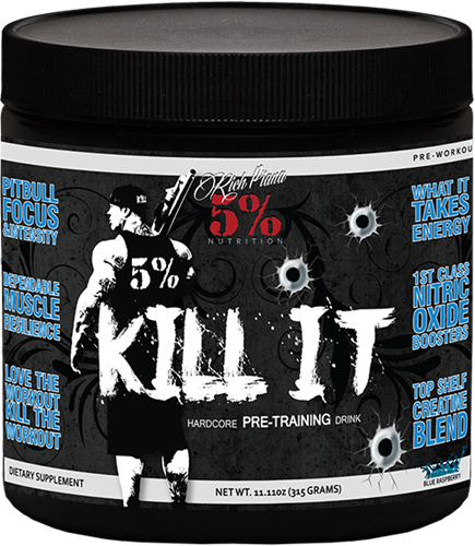 Rich Piana 5% Nutrition KILL IT 315g