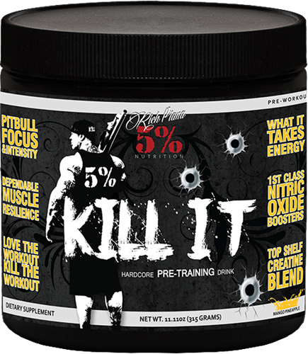 Rich Piana 5% Nutrition KILL IT 315g