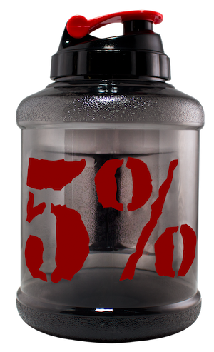 Rich Piana 5% Gear MAMMOTH MUG 2,5L