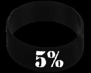 Rich Piana 5% Gear Armband