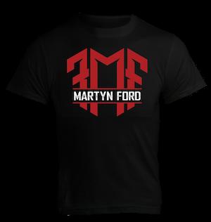 Rich Piana 5% Apparel T-shirt Martyn Ford