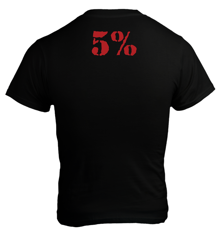 Rich Piana 5% Apparel T-shirt Martyn Ford