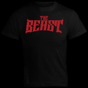 "Rich Piana 5% Apparel T-Shirt ""THE BEAST"""